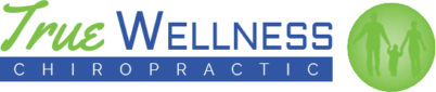 True Wellnesss Chiropractic Logo