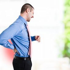 Back pain relief - Chattanooga